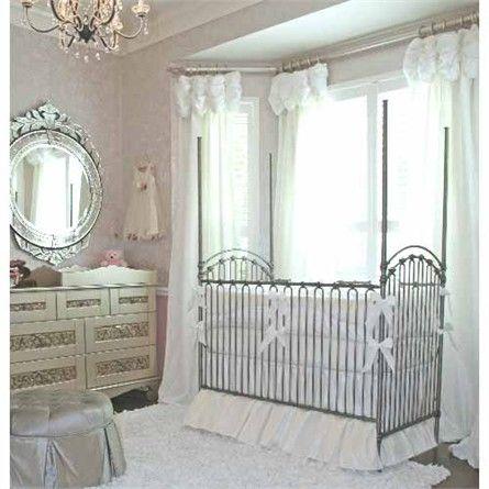 Beautiful Baby Girls Nursery My Baby Girl Pinterest