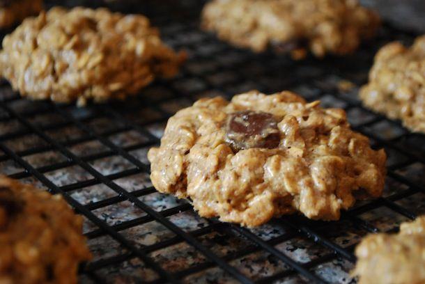 ... Cinnamon Peanut Butter Chocolate Chunk Cookies -- Food Blog and