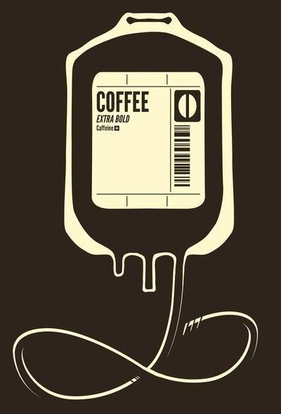 coffee iv drip