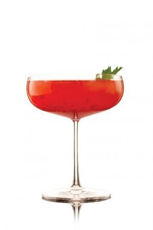 Four great cocktail recipes using fresh herbs and vegetables from the ...