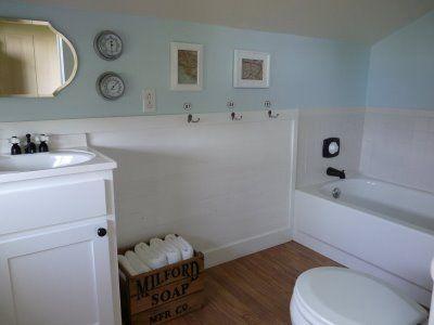 Beadboard Bathroom on Beadboard Love   Bathrooms