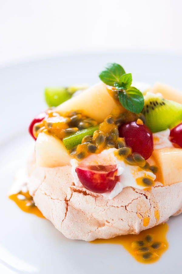 Perfect Pavlova | Dessert Recipies | Pinterest