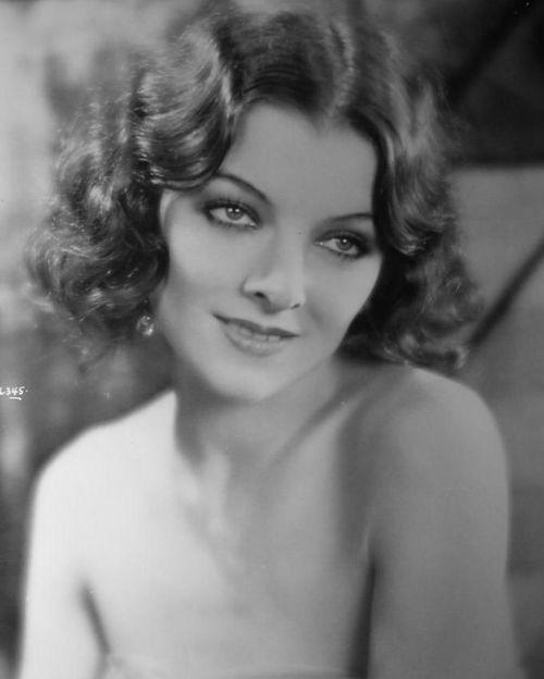 Myrna loy vintage hollywood pinterest