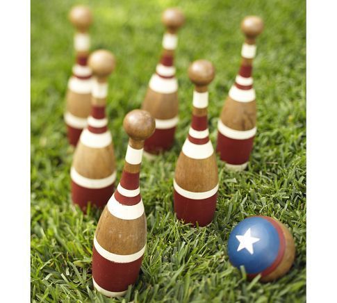 Lawn Bowling Set | Pottery Barn