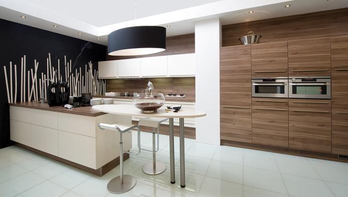 ... Manhattan 492: Praktische moderne keuken van alle gemakken voorzien