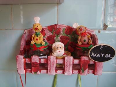 Aninha Cavallari: Decoração de Natal 2012