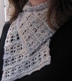 How to Crochet a Children 's Neck Scarf | eHow