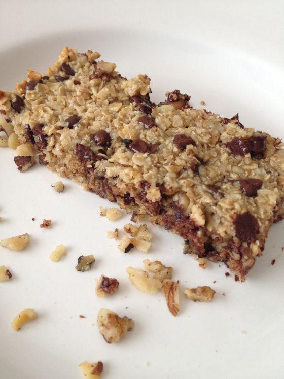 gluten free chewy granola bars