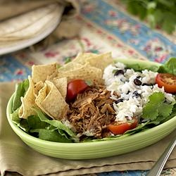 Slow Cooker Sweet Barbacoa Pork | Food | Pinterest