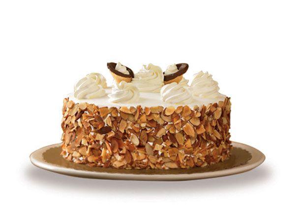 Cassata Torte Decadent Cake from Publix- my absolute favorite
