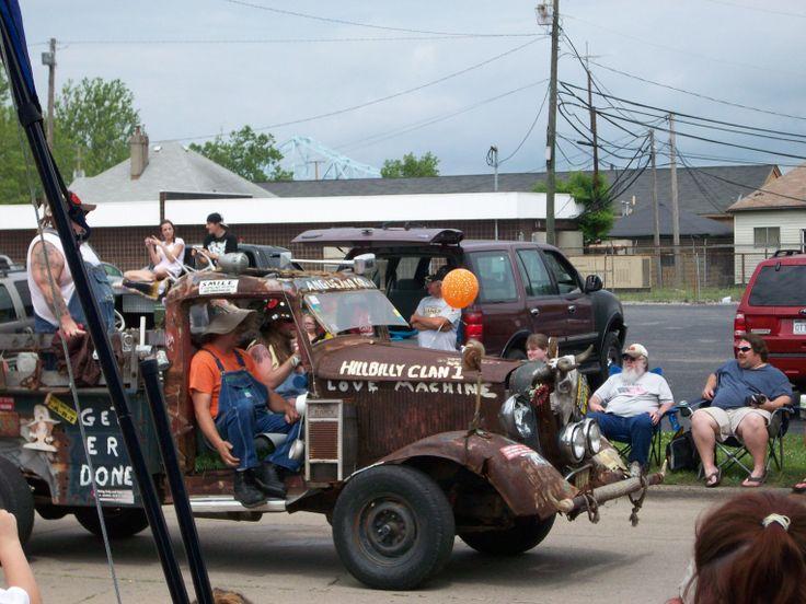 memorial day parade ohio