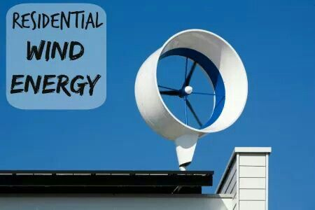 Residential wind energy | House Idea's | Pinterest