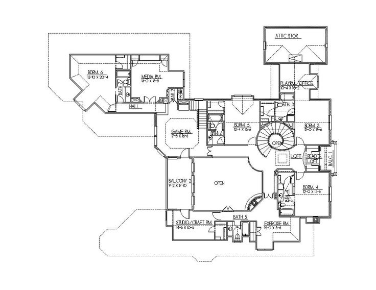 New tudor floor plan 7000 sq ft dream house pinterest for 7000 sq ft house plans