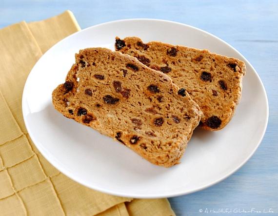 Gluten-Free Cinnamon Raisin Bread | GF breads (or easily converted ...