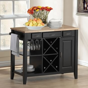 Love This Kitchen Cart Home Decorating Pinterest