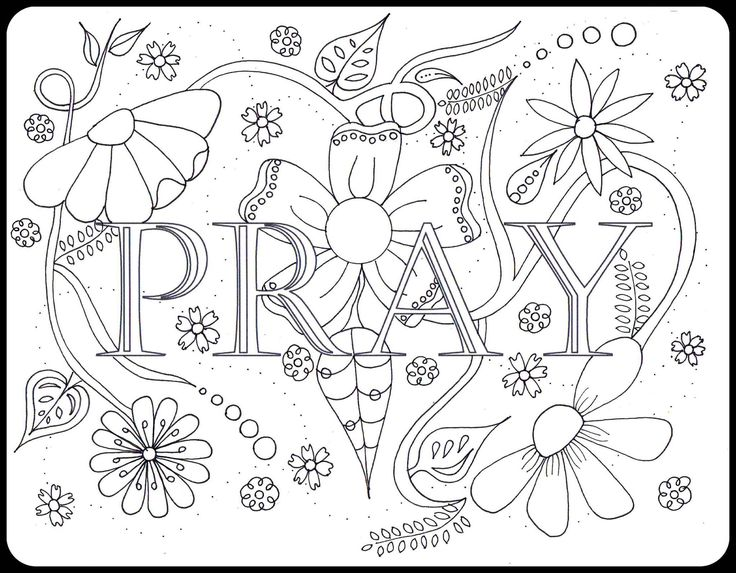 Free Printable Detailed Coloring Pages If life gets too hard to - copy coloring pages for book of mormon