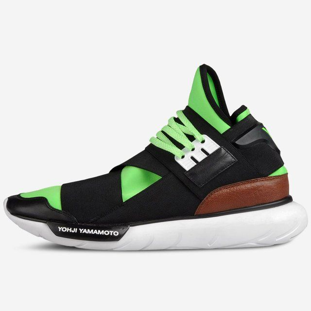 Fancy - Qasa High Sneakers by Y-3