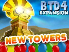 Play play bloons tower defense 4 expansion ninjakiwi ninja kiwi