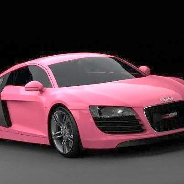 Pink Audi R8 My Dream Car Audi R8 Pinterest