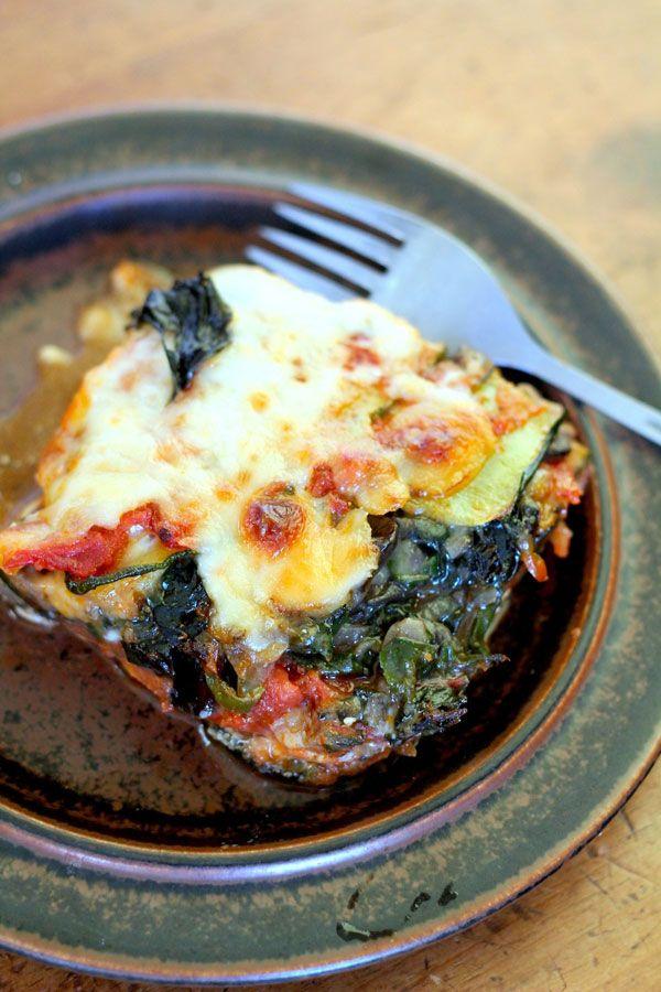 Zucchini Lasagna | My favorite recipes | Pinterest