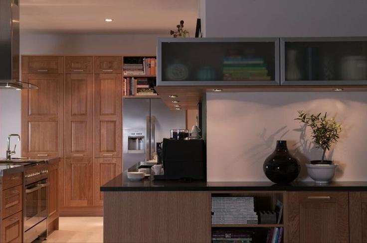 Wrap Around Kitchen Cabinets All Wood Kitchen Cabinets
