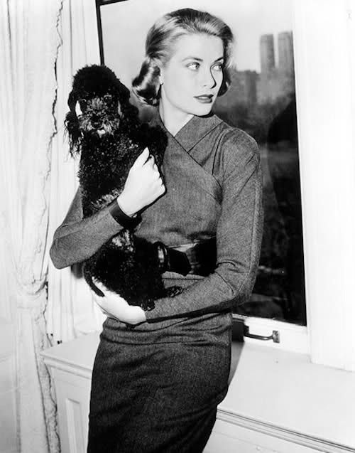 Princess Grace with Oliver