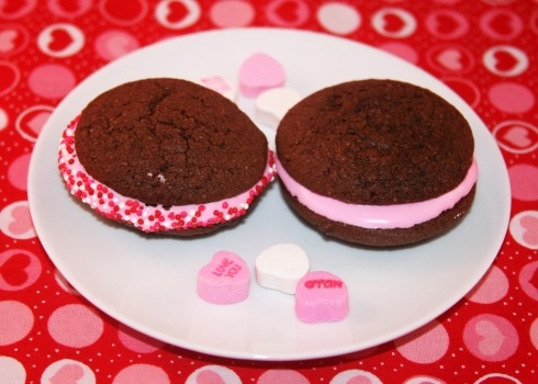 My post on double chocolate whoopie pies - my kids loved these - even ...
