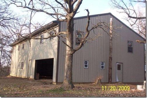 machine shed homes