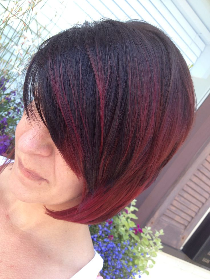 Hair with short ombre hair tumblr what hairstyle will suit me quiz ...
