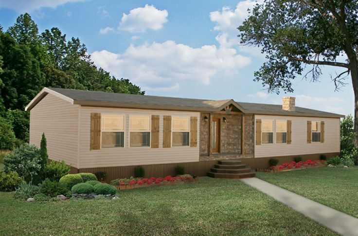 Log Double Wide Mobile Homes Joy Studio Design Gallery