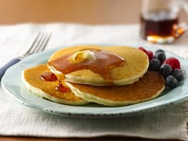 Gluten Free Pancakes Recipe from Betty Crocker