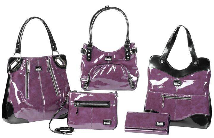 Deep Purple. Beijo Bags. http:smercer.beijobags