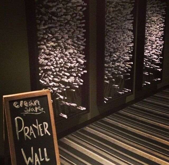 Prayer Wall Lent Pinterest