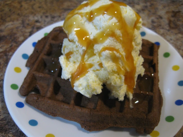THE REHOMESTEADERS: Waffle Iron Brownies | Yumy. Food | Pinterest