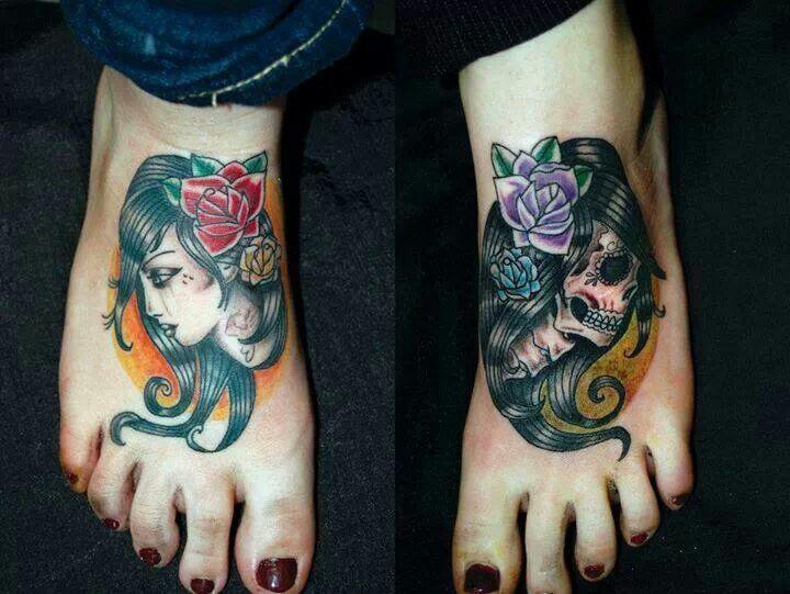 Feet Tattoos  Inkspiration Pinterest