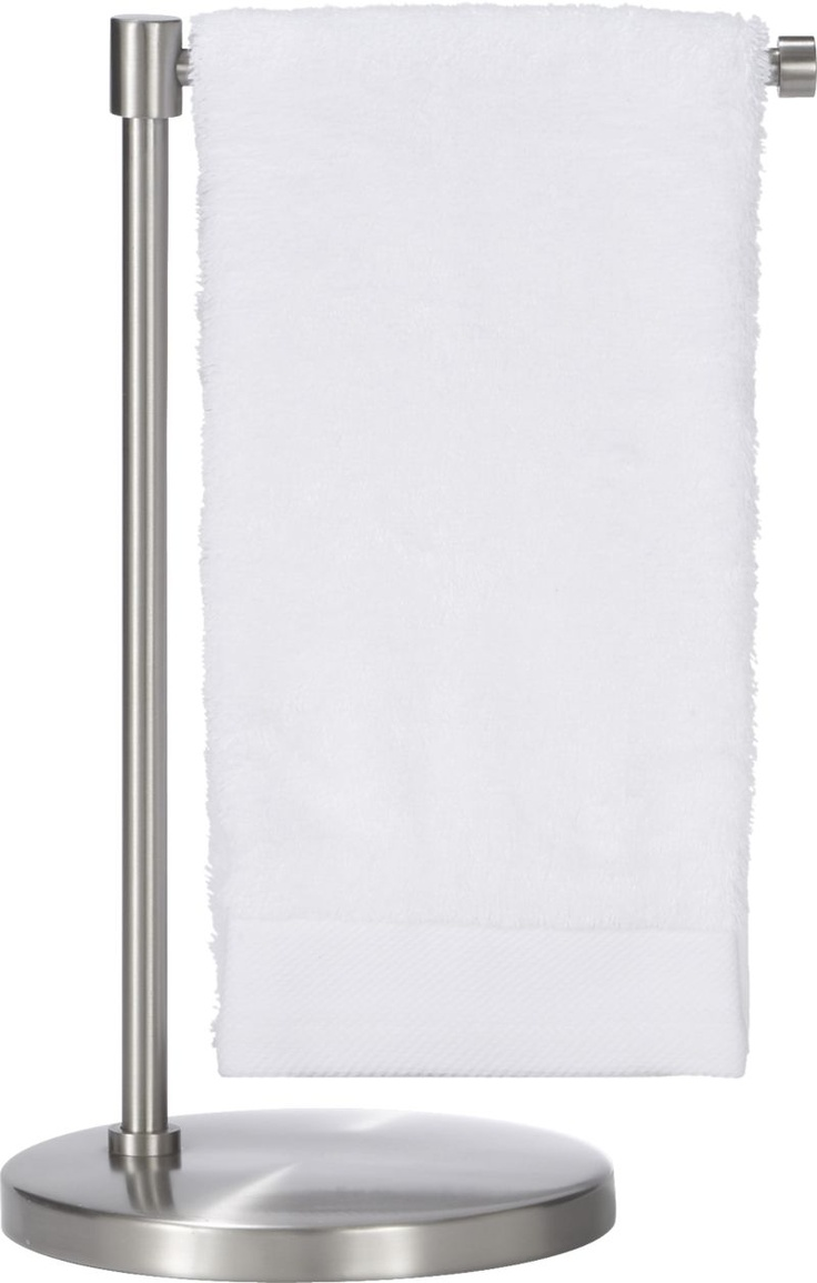 Countertop Towel Stand in Bath Accessories Crate and Barrel