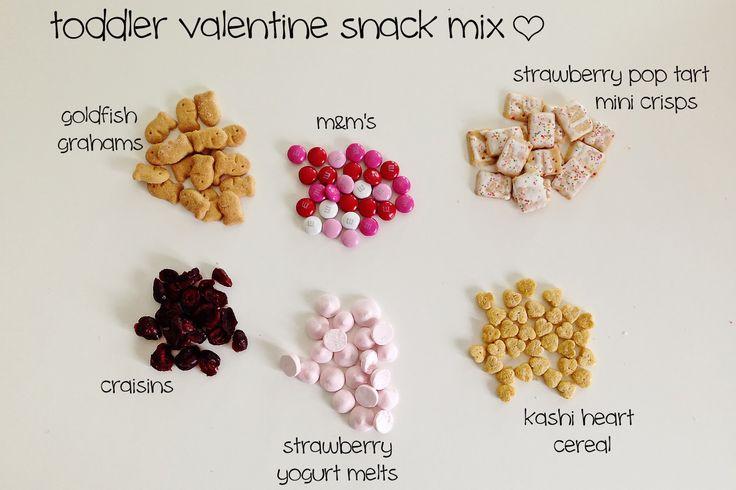 Homemade Trail Mix Valentine Snack Recipes — Dishmaps