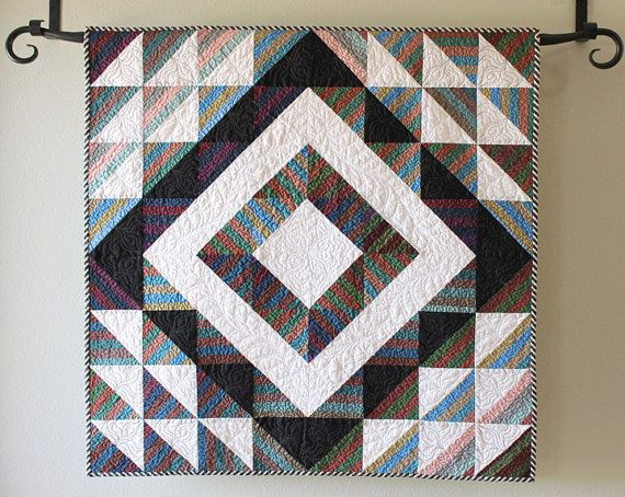 Quilt Pattern Easy To Make Wall Hanging Quilt In A