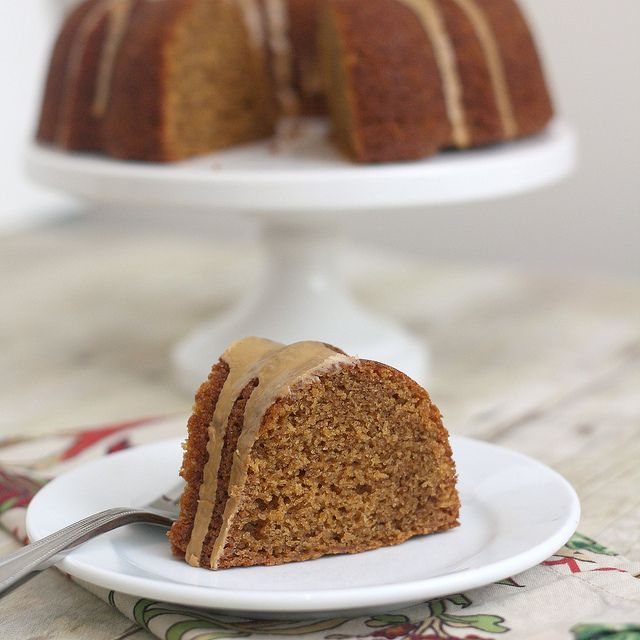 Espresso Gingerbread Cake | Gingerbread MANia! | Pinterest