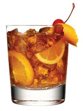 George Dickel Rye Old Fashioned | Beverages | Pinterest