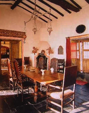 Dining room mexican decor casas mexicanas pinterest for Mexican dining room ideas