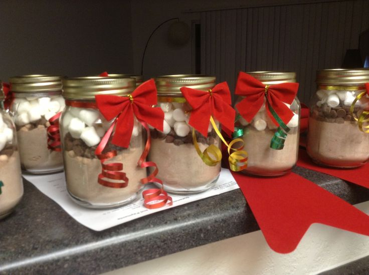 Home made hot chocolate gift ideas things i love - Gift ideas with chocolate ...