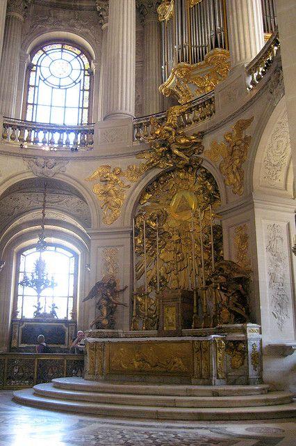 Versailles: Château de Versailles - Chapelle Royale