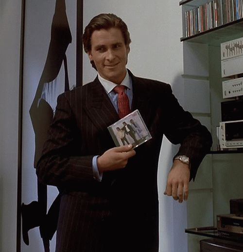 american psycho thesis