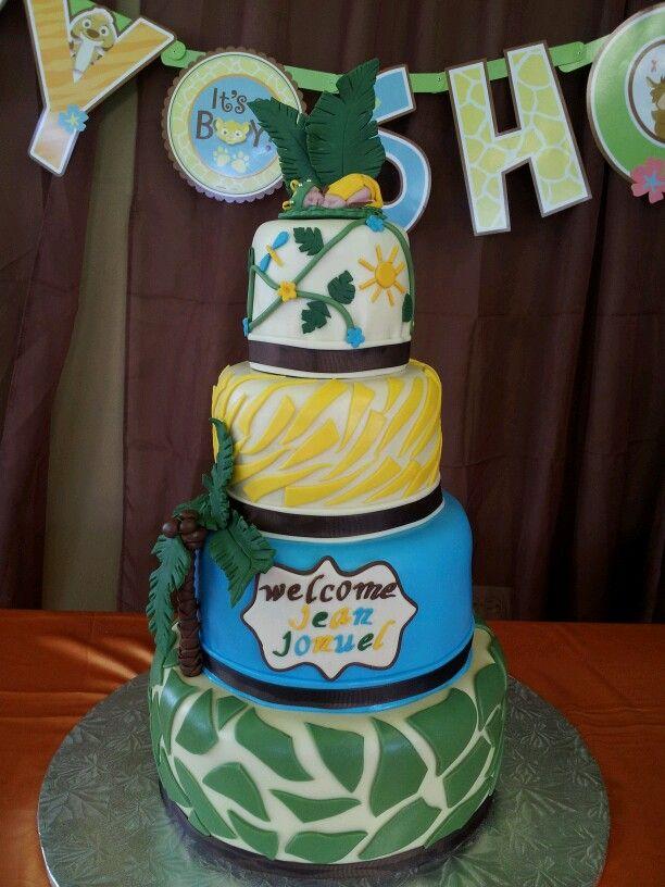baby lion king baby shower cake cakes pinterest
