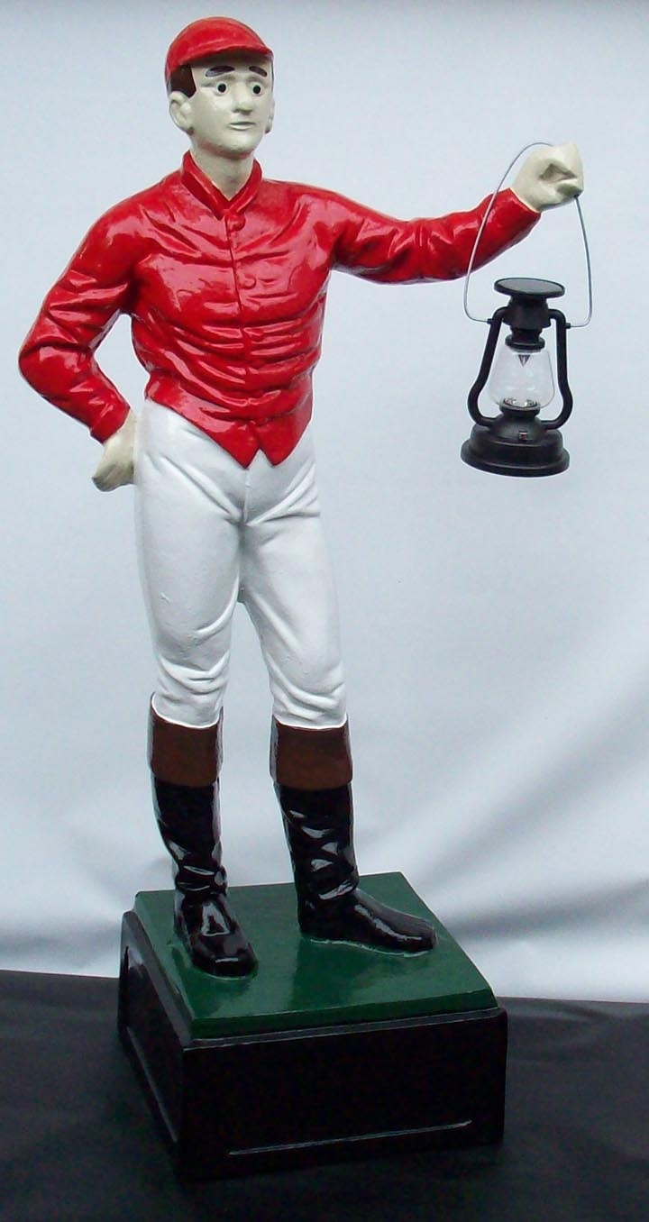 lawn jockey lantern for the home pinterest