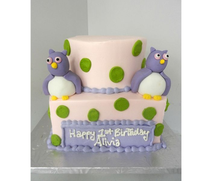 owl birthday cakes 1st studio siberian mouses on pinterest pin Car ...