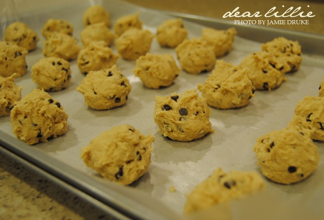 Chocolate Chip Cookie Dough Bites | Recipes I Want to Try | Pinterest