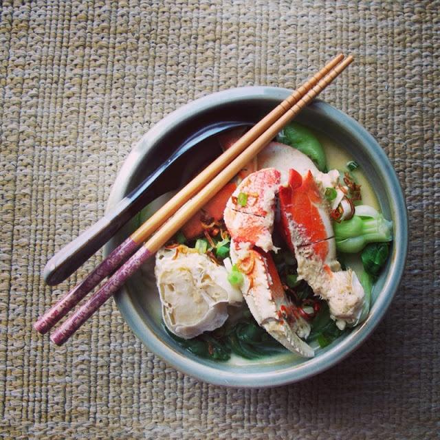 singapore crab bee hoon | Food, Glorious Food! | Pinterest