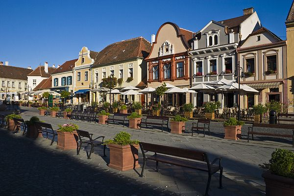 Koszeg Hungary  city photos : Kőszeg | My Beautiful Hungary | Pinterest